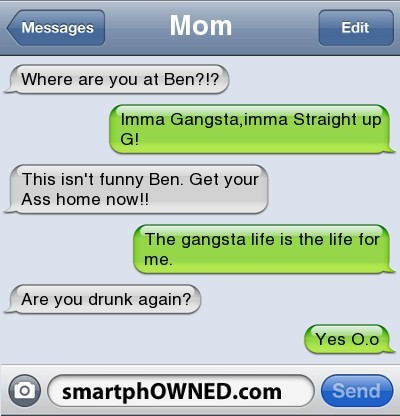 drunk, fail, gangsta, haha, mom