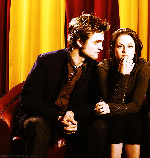 edit, kristen stewart, robert pattinson, robsten, robsten love