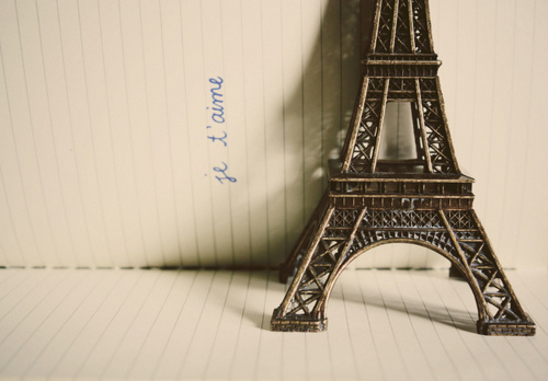 Love Quotes Eiffel Tower. QuotesGram