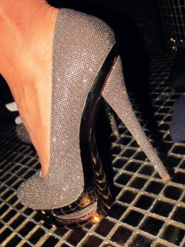 fashion, girly, glitter, heels, high heels