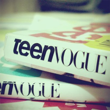 fashion, magazine, teen, teenager, vogue