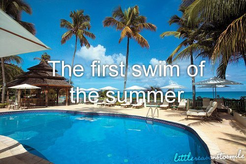 fun, happy, night, pool, summer, swim, swimming, swimming pool, things i love
