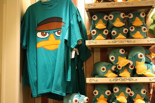 funny, lol, perry and phineas and ferb