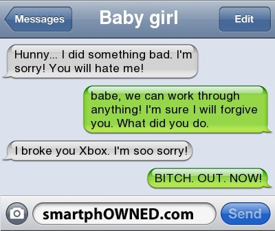 funny, text, xbox