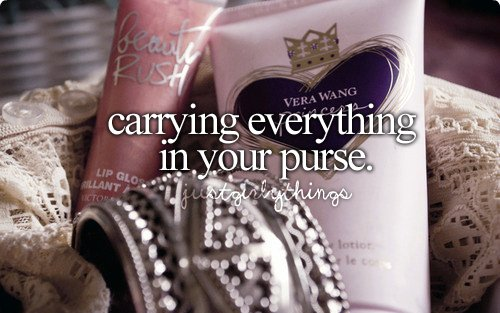 girl, girly, just, just girly things, justgirlythings, love it, purse, text, things