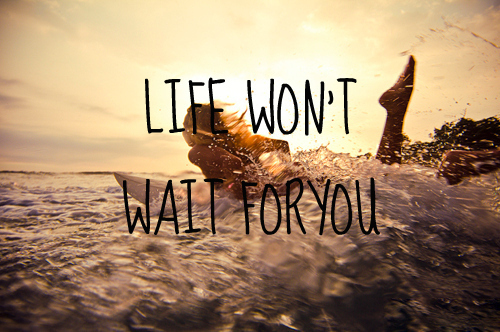 girl, life, note, para pambam, quote, sun, surf, typography