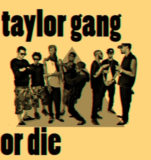 illuminati, taylor gang, triangle, wiz khalifa