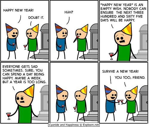 jokes, lol, new year, survive
