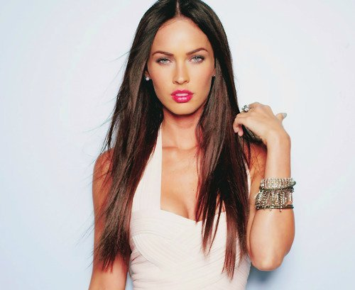 lev her, megan fox, the most beautyfull
