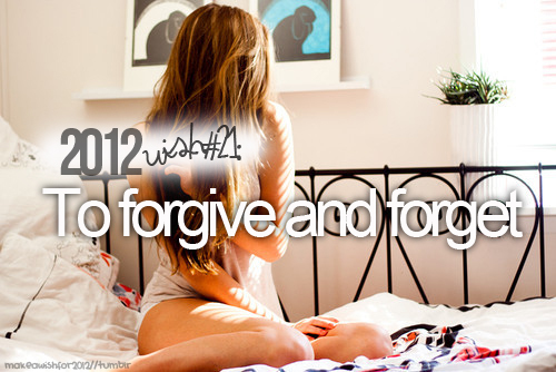 2012, 2012 wish, 2012 wishes, ahl, axelsson, ellen, forgive, forgive and forget, froget, love, perdoar e esquecer, photo, photograph, wish