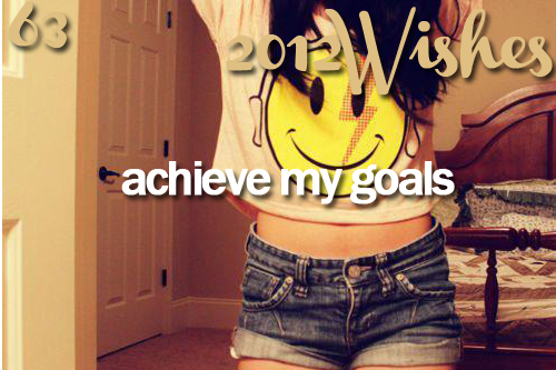 2012, 2012 wishes, goal, smiley, true