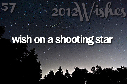 Where does the Practice of Wishing on a Shooting Star Come from?