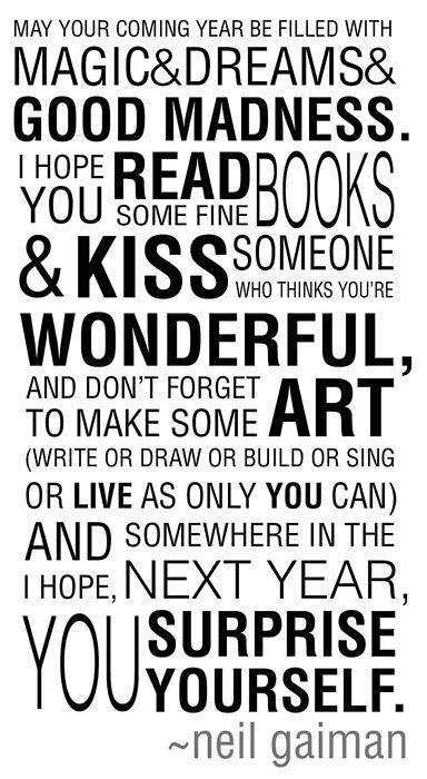2012, art, books, dreams, hope