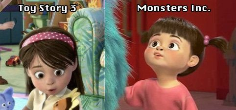 aaawn, adorable, boo, cute, cutie, disney, girl, gorgeous, love, monsters, movie, toy story