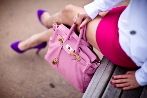 accessories, bag, cute, fashion, love, outfit, pink
