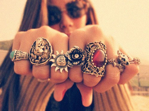 accessories, colors, girl, jewerly, photography, rings, text