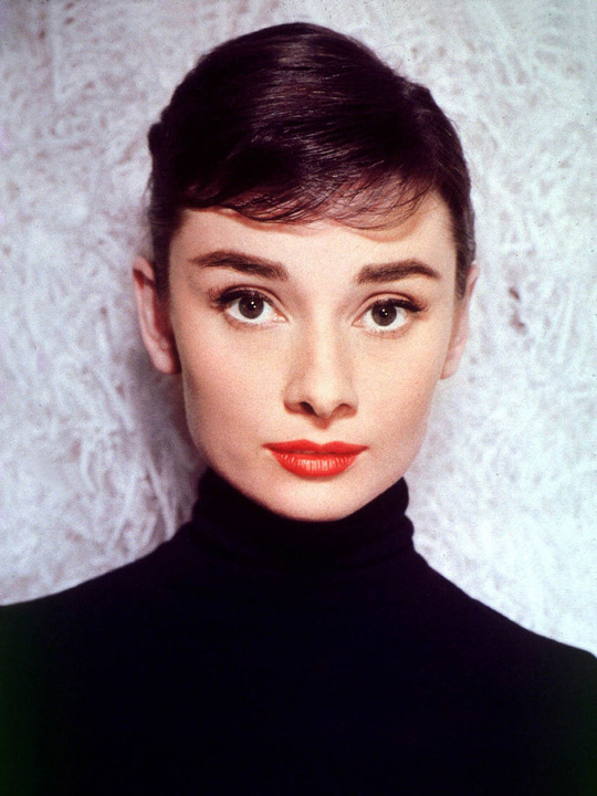 actress, audrey hepburn, beautiful, face, portrait