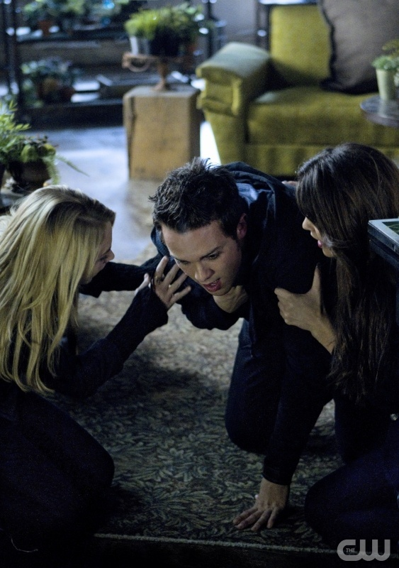 adam conant, britt robertson, cassie blake, the secret circle, thomas dekker