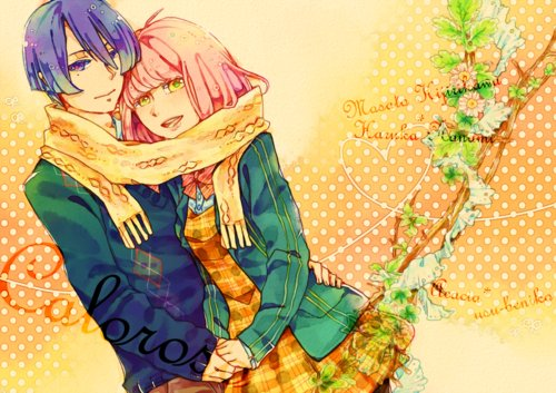 adorable, amazing, anime, anime boy, anime couple