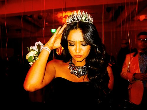 adorable, beautiful, bitch, bitches, brunette, crown, curly, drunk, emily, emily fields, face, flower, funny, haha, hair, liar, liars, little liar, little liars, lol, long hair, pretty, pretty little liars, queen, shay, shay mitchell, weird