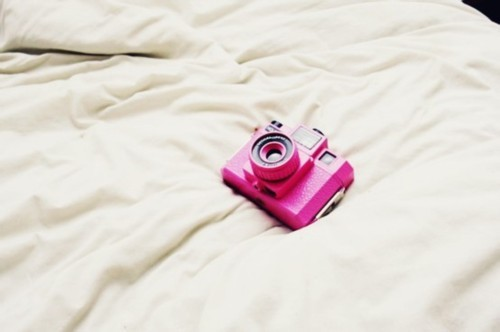 adorable, camera, cute, girly, photography, pink, white