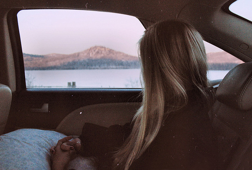 adventure, drive, explore, girl, mountain
