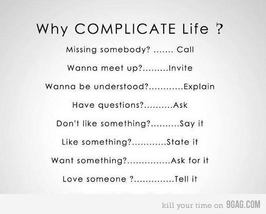 advise, black and white, complicate life, funny, girl