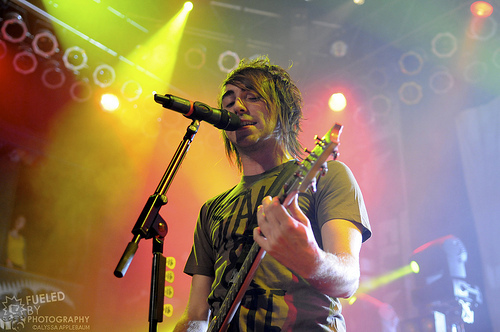 alex gaskarth, all time low, concert, jack barakat, music