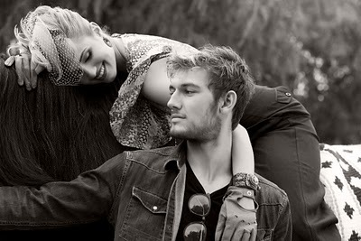 alex pettyfer, cute, diana, female, gorgeous
