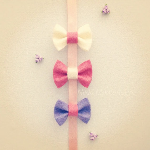 aliceinwonderland, baby, babybow, babybows, babyfashion, babystyle, beige, bow, bows, bubba, cute, etsy, felt, girl, handmade, lilac, pastels, pink, pretty, ribbon, ribbons, shopping, toddler