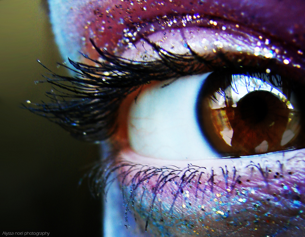 alyssa noel photography, blue, brown eyes, colorful, eye