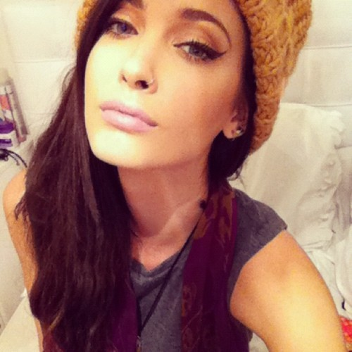 amanda, amanda hendrick, beautiful, bmth, drop dead, girl, gorgeous, hendrick, makeup, pretty, sexy, stunning