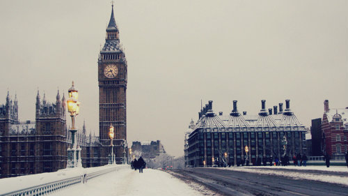 amazing, beautiful, big ben, cute, england, london, photography, place, snow, winter