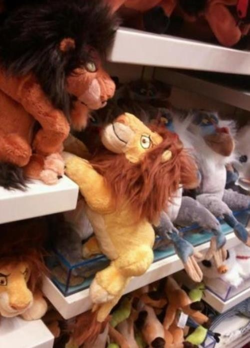 amazing, cool, fun, funny, lion king
