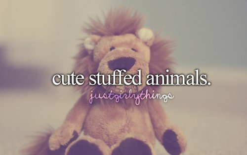 animal, cute, just girly things, justgirlythings, stuffed