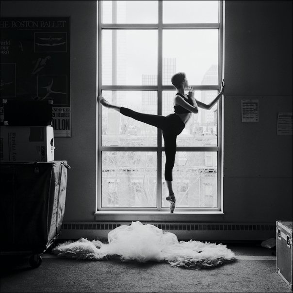 art, ballerina, beautiful, black and white, black&white