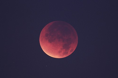 art, blood moon, breaking dawn, dark, eclipse