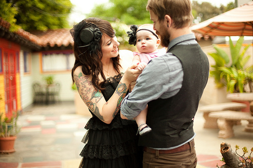 avila11, baby, beautiful, boy, child, cool, couple, cute, girl, hot, ink, lol, nice, parents, tattoo, tattoos