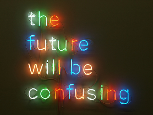 awesome, confusing, future and life