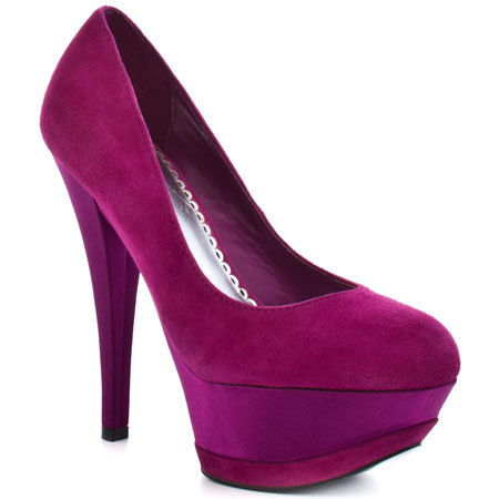 awesome, heels, purple, shoes