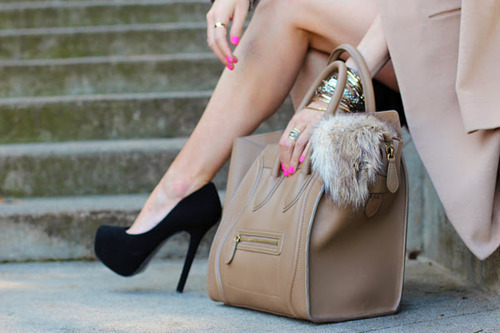 bag, celine, fashion, girl, heels, high heels, legs, luxury, purse, shoes