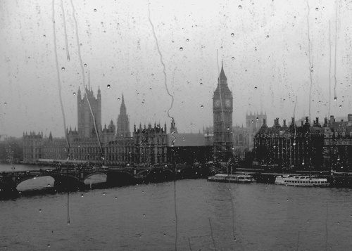 b&w, big ban, big ben, black and white, blackandwhite, england, london, passion, photography, rain