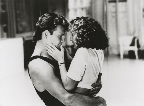 b&amp;w, black and white, bsf, dirty dancing, film