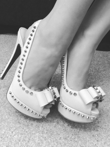 b&w, black and white, fashion, heel, heels