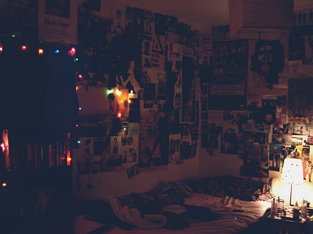 band, bed, christmas, hipster, indie