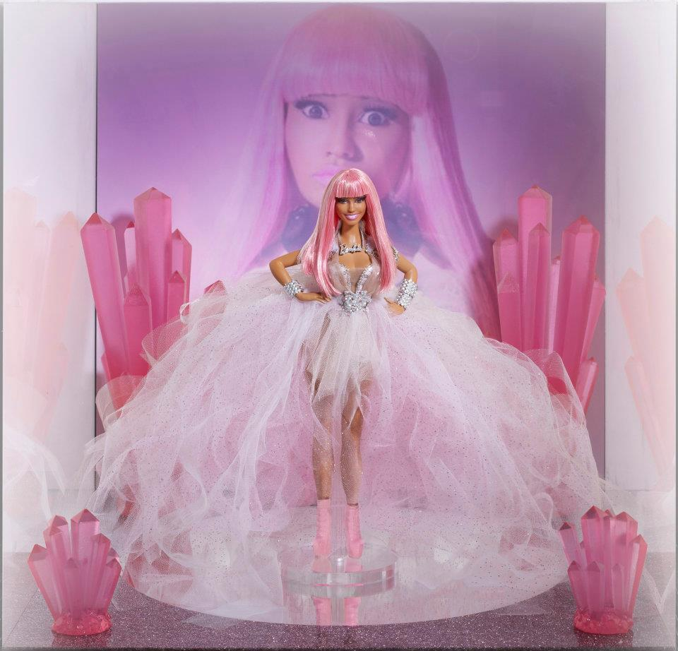 barbie doll, doll, nicki minaj