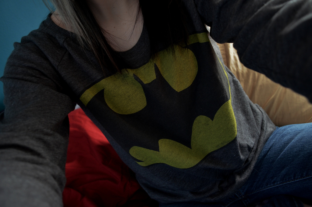 batman, clothes, cool, fashion, girl