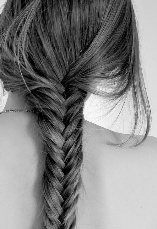 beautiful, blonde, blonde hair, braide, braide tail, fashion, fence, fish tail, girl, hair, hairstyle, long hair, shorts