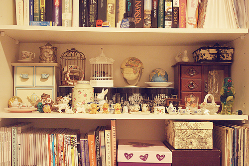 beautiful, bookshelf, room, shelf, vintage
