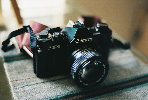 beautiful, camera, canon, cool, vintage
